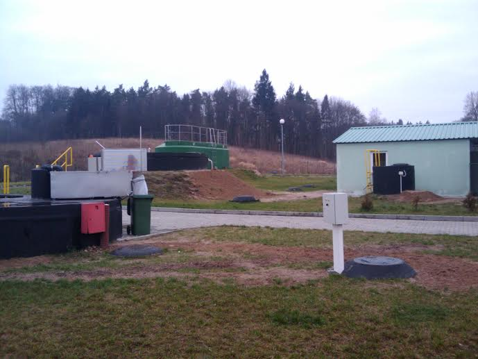 """Przedsiębiorstwo Robót Sanitarnych i Wodno-Melioracyjnych """"Ekomel"""" Sp. z o.o."""